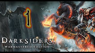 Darksiders Warmastered Edition (Часть 1 / FullRus) 1080p/60
