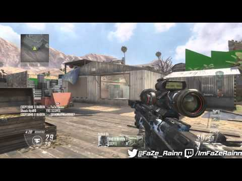 FaZe Rainn : 150K - 30 Minute FFA TrickShotting Live Commentary Ep.3