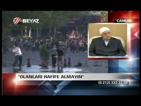 Recep Tayyip Erdogan Eylemler Gezi Parki Provokatör Twitter Terör Mustafa Ceceli Chp-5.6.2013-2