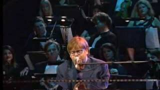 Elton John    Your Song  LIVE