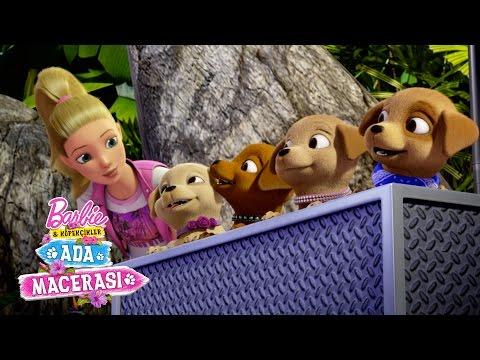 Barbie™ ve Köpekçikler Ada Macerası Filmi Fragmanı | Barbie