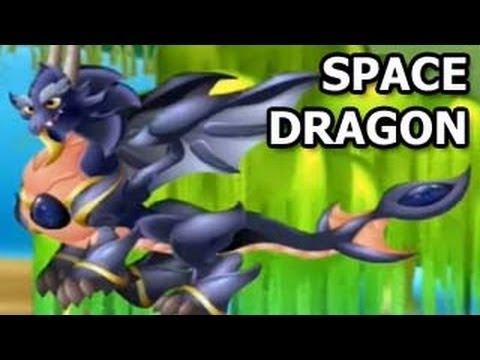 SPACE DRAGON in Dragon City Review and Weakness