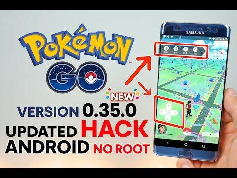 Pokemon GO Hack Android NO Root 0.35.0 - Teleport & Catch ANY Pokemon