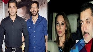 Salman Khan & Kabir Khan's Fight Has A PROOF | Salman Khan & Iulia Vantur BACK TOGETHER
