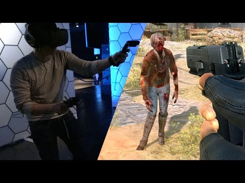 Hands-On: VR Zombie Shooting in Arizona Sunshine