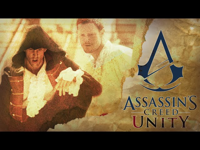 ASSASSINS CREED UNITY EXPERIENCE 2014 - ComicCon