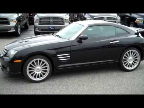 Used Car Dealers in Maine  2005 Chrysler Crossfire SRT-6 Coupe Southern Maine Motors Saco