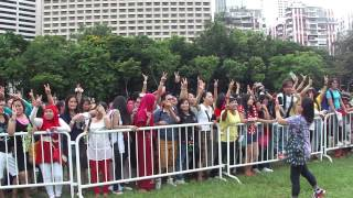 Pemilu hongkong 6juli Demo