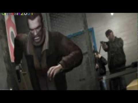 Grand Theft Auto Four Скриншоты (Слайдшоу)