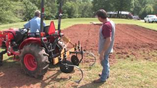 How To Make Garden Beds With a Kubota B Series Compact Tractor