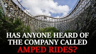 """Has anyone heard of a company called Amped Rides?"" Creepypasta"