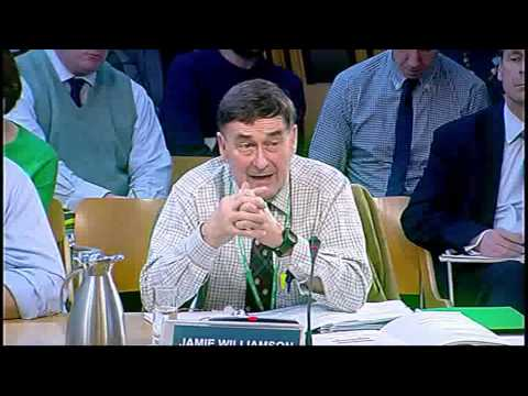 Rural Affairs, Climate Change and Environment Committee - Scottish Parliament: 13th November 2013