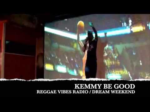 KEMMY BE GOOD Winner of Reggae Vibes Radio DREAM WEEKEND Song Contest Week 2