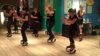 Kangoo Club AZ  Demo at Lululemon Scottsdale, AZ