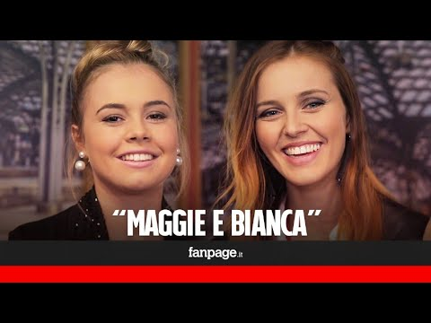 Maggie e Bianca Fashion Friends tra canzoni e teatro: