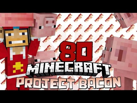 ♠ Project Bacon: Livestream!!! - 80 - @superchache39 - Modded Survival  ♠