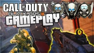 Black Ops 3 Gameplay Official Multiplayer Scorestreaks & Specialist (Call Of Duty COD Black Ops 3)