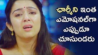 Charmi BEST EMOTIONAL Performance | Prathighatana Telugu Movie | Charmi | Tammareddy Bharadwaj
