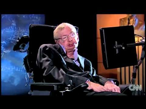 Stephen Hawking Interview CNN