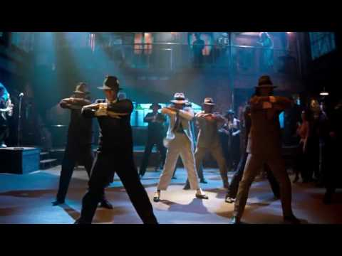 Michael Jackson - Smooth Criminal (FULL HD 1080i) Moonwalker (Blu Ray)  Cut