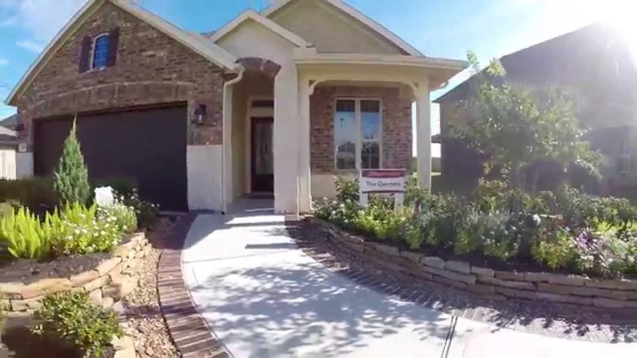 Beazer Homes The Quintera Virtual Tour Houston TX YouTube