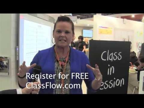 Talking ClassFlow -- Teacher Sarah Hildebrand