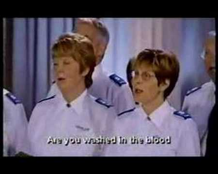 Have you been to Jesus the Salvation Army songs of praise