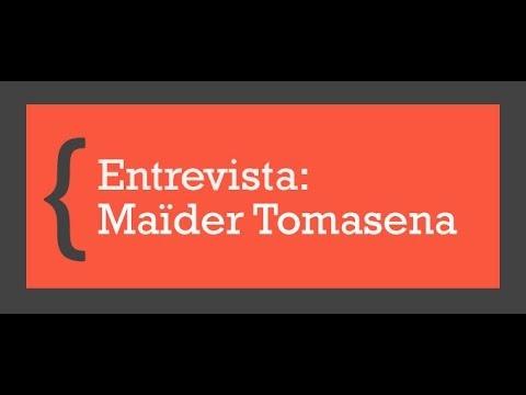 Entrevista con Maïder Tomasena