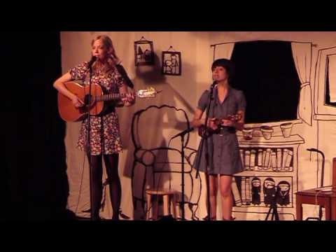 Kate Micucci w/Riki Lindhome - Worst Song Medley