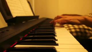 BABYMETAL - THE ONE 弾いてみた【ピアノ】piano cover