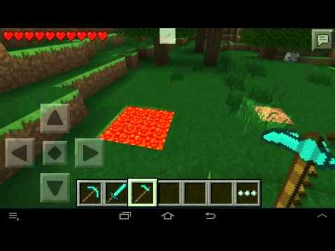 Обзор модов для Minecraft PE #1