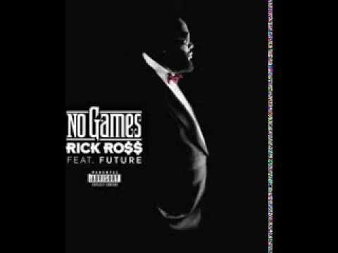 Rick Ross No Games Ft  Future (slow'd) video