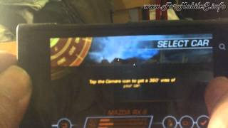 Nokia Lumia 800 - Demo NFS Hot Pursuit