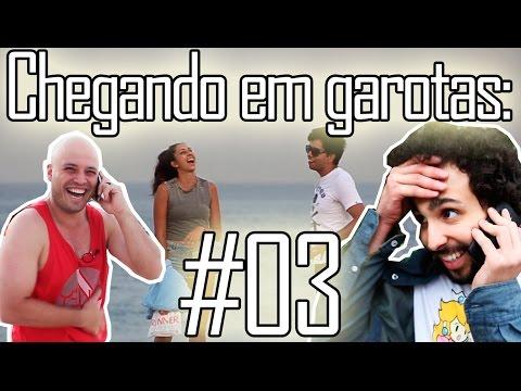 CHEGANDO EM GAROTAS #03 - MURILO COUTO VS. FLAVIO LAMENZA