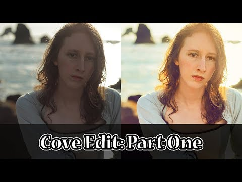 0 COVE EDIT PART 1: Adobe Photoshop Tutorials: How to use shadows and highlights save backlit image