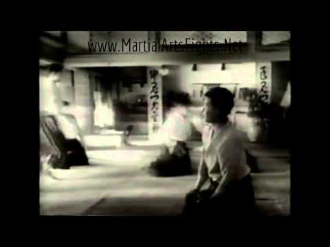 O Sensei - Old Aikido Training Video (part 7) Image 1