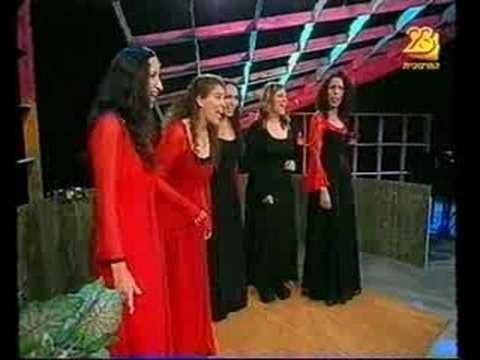 Carmel A-Cappella - Vivaldi - The four seasons - The spring  כרמל א-קפלה