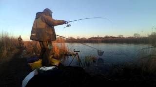 рыбалка белоозерск видео