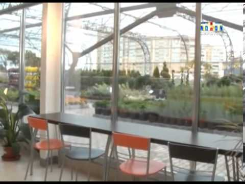 Открытие Садового центра в Юбилейном ТНТ