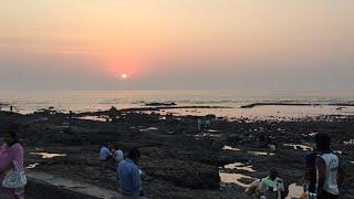 Mumbai | Bandra Bandstand | Vlog