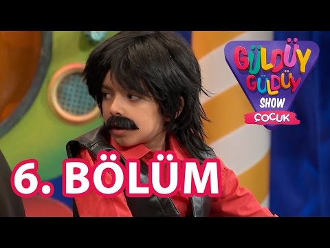 Güldüy Güldüy Show Çocuk 6. Bölüm Tek Parça Full HD (19 Ağustos 2016)