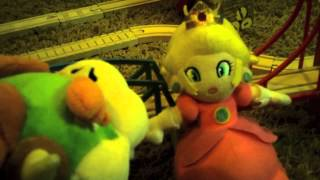 Bowser Becomes A Bodyguard (Grand Plush Reopening) *JEB MOVIE*
