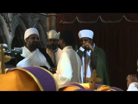 Debre Medhanit Kidist Kidane Mehret ,Eritrean Orthodox Church, London, UK- Feast Day 2011 Part 3