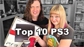 TOP 10 PS3 Games - All Time