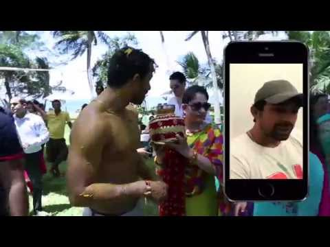 Rannvijay's Sangeet Ceremony - Mombasa Day 2 | Episode 14 | Hitched