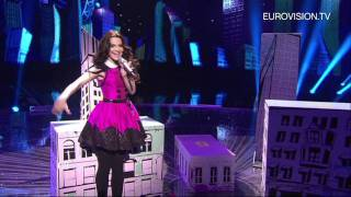 Getter Jaani - Rockefeller Street (Estonia) - Live - 2011 Eurovision Song Contest Final