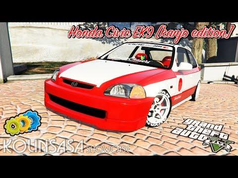 Honda Civic EK9 [kanjo edition] [replace]