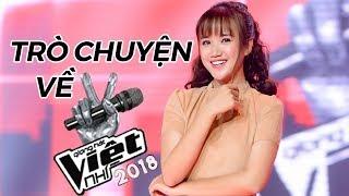 Livestream trò chuyện về Giọng Hát Việt Nhí 2018 cùng Fanny