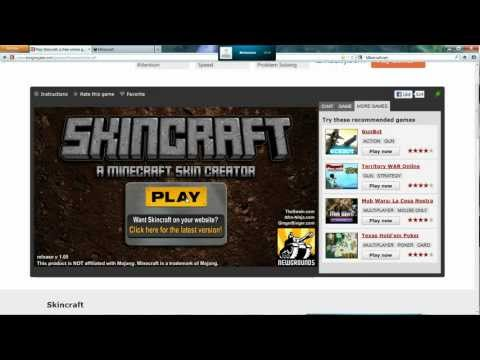 How to Make Your Own Minecraft Skin