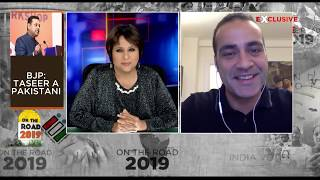 Aatish Taseer, The Man Behind Time's  Modi Is 'Divider-In-Chief' Cover Story Speaks To Barkha Dutt